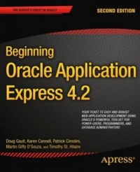 Beginning Oracle Application Express 4.2, 2nd Edition