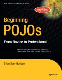 Beginning POJOs Free Ebook