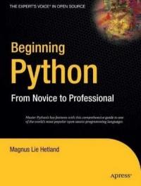 Beginning Python Free Ebook