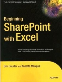 Beginning SharePoint with Excel Free Ebook