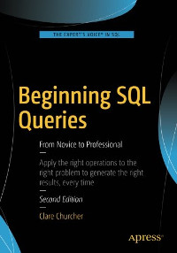 Beginning SQL Queries, 2nd Edition
