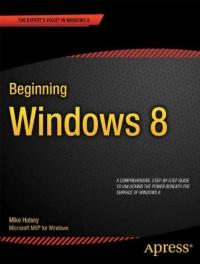 Beginning Windows 8 Free Ebook
