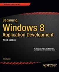 Beginning Windows 8 Application Development - XAML Edition Free Ebook