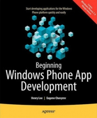 Beginning Windows Phone App Development Free Ebook