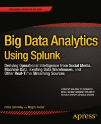 Big Data Analytics Using Splunk Free Ebook