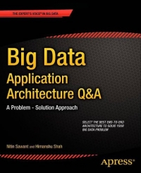 Big Data Application Architecture Q&A
