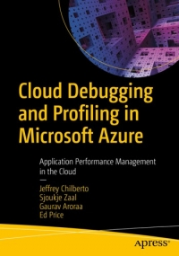Cloud Debugging and Profiling in Microsoft Azure