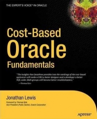 Cost-Based Oracle Fundamentals Free Ebook