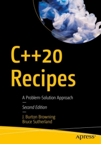 C++20 Recipes