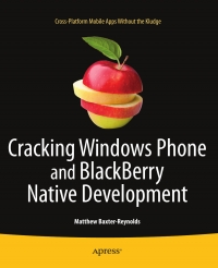Cracking Windows Phone and BlackBerry Native Development Free Ebook