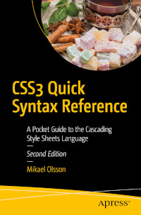CSS3 Quick Syntax Reference, 2nd Edition