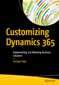 Customizing Dynamics 365