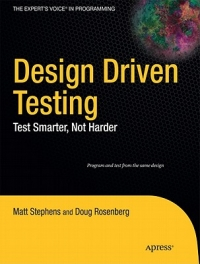 Design Driven Testing Free Ebook