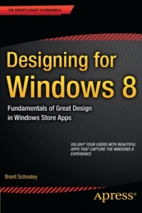 Designing for Windows 8 Free Ebook