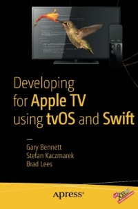 Developing for Apple TV using tvOS and Swift