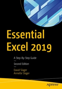 Essential Excel 2019, 2nd Edition