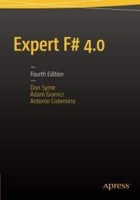 Expert F# 4.0, 4th Edition