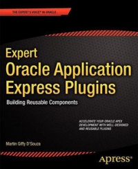 Expert Oracle Application Express Plugins