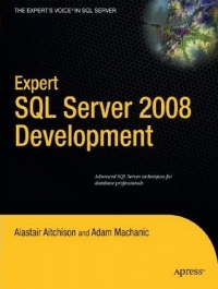 Expert SQL Server 2008 Development Free Ebook
