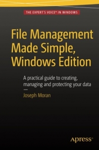 File Management Made Simple, Windows Edition