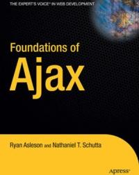 Foundations of Ajax Free Ebook