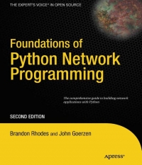 Foundations of Python Network Programming, 2nd Edition Free Ebook