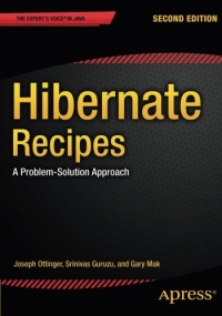 Hibernate Recipes, 2nd Edition