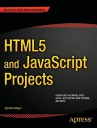 HTML5 and JavaScript Projects Free Ebook