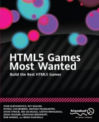 HTML5 Games Most Wanted Free Ebook