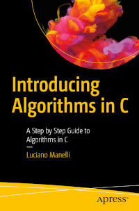 Introducing Algorithms in C