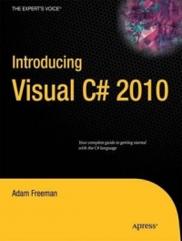 Introducing Visual C# 2010 Free Ebook