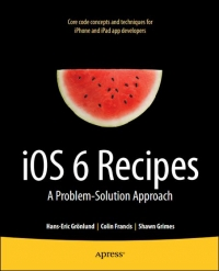 iOS 6 Recipes Free Ebook