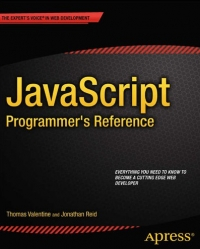 JavaScript Programmer's Reference