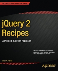 jQuery 2 Recipes