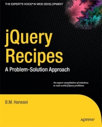 jQuery Recipes Free Ebook