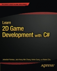 Learn 2D Game Development with C#