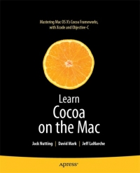 Learn Cocoa on the Mac Free Ebook