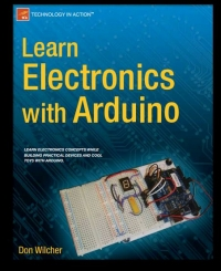 Learn Electronics with Arduino Free Ebook