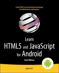 Learn HTML5 and JavaScript for Android Free Ebook
