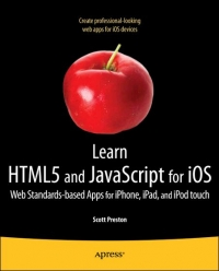 Learn HTML5 and JavaScript for iOS Free Ebook