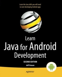 Learn Java for Android Development, 2nd Edition Free Ebook
