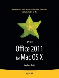 Learn Office 2011 for Mac OS X Free Ebook
