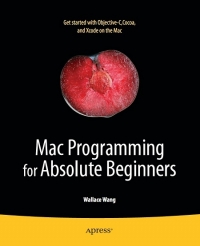 Mac Programming for Absolute Beginners Free Ebook
