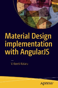 Material Design implementation with AngularJS