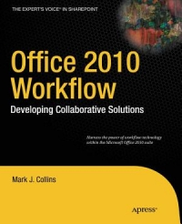 Office 2010 Workflow Free Ebook