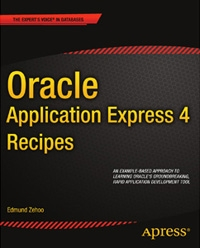 Oracle Application Express 4 Recipes Free Ebook