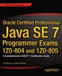 Oracle Certified Professional Java SE 7 Programmer Exams 1Z0-804 and 1Z0-805 Free Ebook