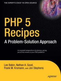PHP 5 Recipes Free Ebook