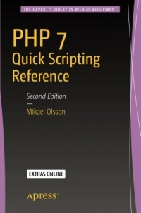 PHP 7 Quick Scripting Reference, 2nd Edition