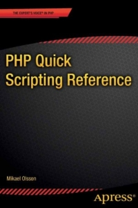 PHP Quick Scripting Reference
